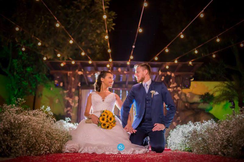Casamento Raiza & Alechandre