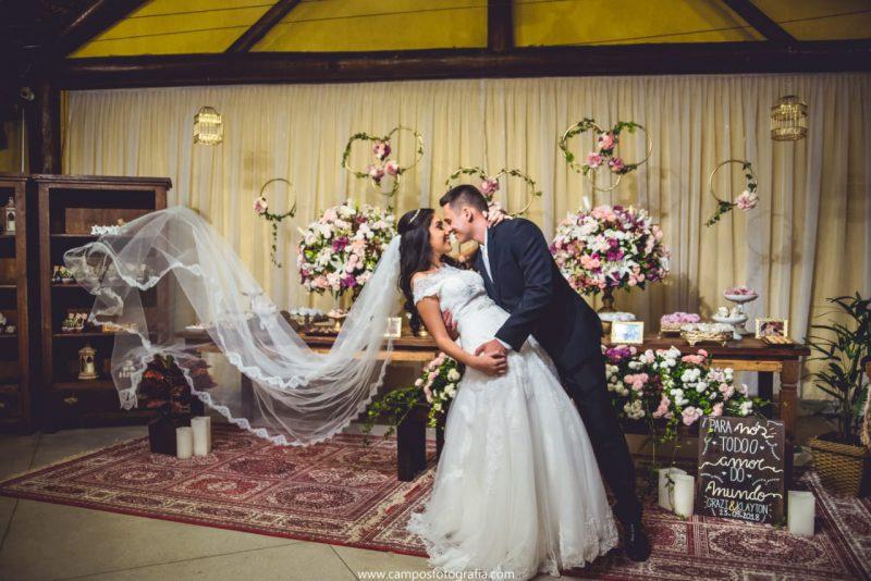 Casamento Grazi & Klayton