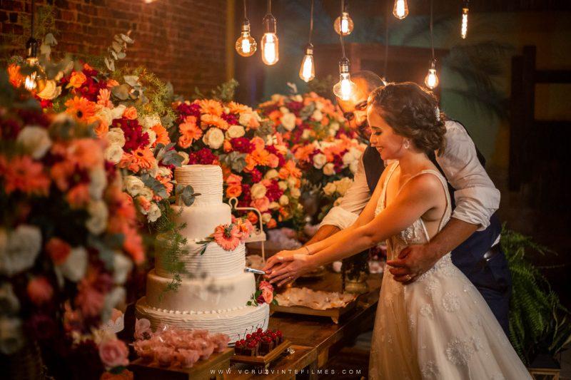 Casamento Marcela & Vinicius #casamentoreal