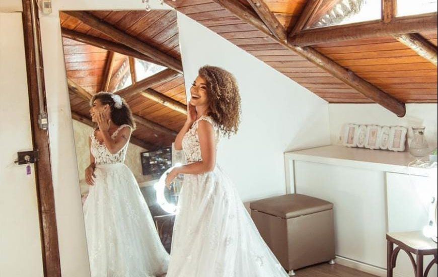 Camarim da noiva
